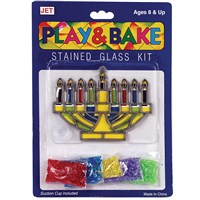 Play & Bake Menorah