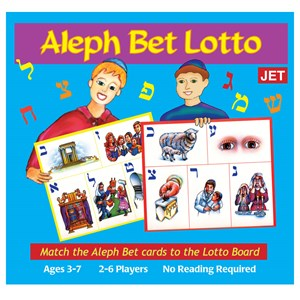 Aleph Bet Lotto Game