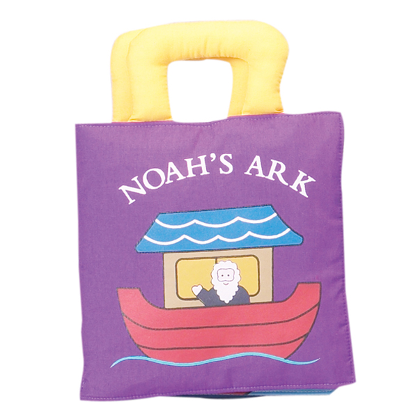 Noah's Ark Plush Book